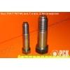 Болт призонный ГОСТ 7817-80, болт крановый, болт для отверстий из под развёртки