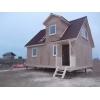 Дома из бруса, из бревна ,каркасные дома , заборы, фундаменты