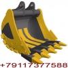 Элементы защиты ковшей экскаваторов и погрузчиков