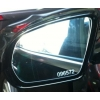 Гравировка стекол и зеркал автомобиля-защита от угона.