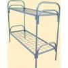 Кровати металлические для госпиталей, кровати для хостелов