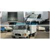 Изотермический фургон Хендай, Хендай 78, Пежо, Пежо Боксер установка, производство.
