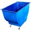 Компактная ванна для проверки колес для вертикального положения колеса