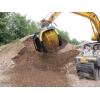 Ковш для просеивания песка,торфа и угля