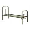 Кровати металлические для лагеря, кровати для гостиницы, кровати оптом, кровати для рабочих, кровати для турбаз