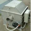 Механический самопромывной микросетчатый барабанный фильтр