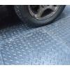 Покрытие из резины для пола в гараже - защита стяжки от разрушения