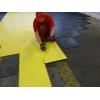 Сборное напольное пластиковое покрытие с замковым соединение плиток - промышленные полы для предприятий