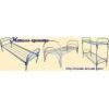 Кровати металлические одноярусные от 750 руб Металлические к