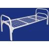 Кровати металлические для баз отдыха, кровати для рабочих