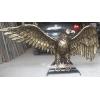 Орел скульптурный из металла