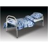 Металлические кровати для больницы, кровати для турбазы