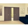 Пенал Фабро Duale Parallel  для раздвижной двери в стену.