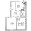 Продается двухкомнатная квартира на ул. Садовая 73
