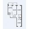 Продается квартира в новостройке 78,62 кв.м.