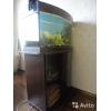 Продам  аквариум 90л с тумбой