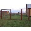 Садовые металлические воротаи калитки от производителя