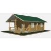 Строительство домов и бань из профилированного бруса