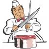 требуется опытный повар горячего\мясного цеха.