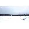 участок 6 соток для ПМЖ, в 25 км от СПБ  вблизи Новотоксово ИЖС