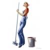 В крупный отель 4* требуется трудолюбивая и ответственная уборщица!