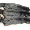 В продаже шкурки песца, куницы, енота, чернобурки и меховых опушек