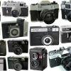 Приму в дар советский фотоаппарат.